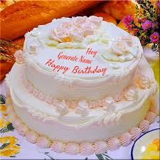 Background Happy Birthday Cake Images Free Download With Name