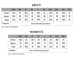 Pactimo Size Chart Cycling Jerseys Bibs For Men Women