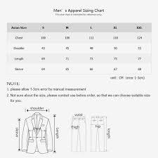 Legendary Whitetails Clothing Size Chart