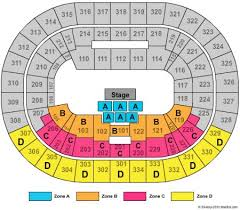 Moda Center Theater Of The Clouds Seating Chart 55 True Rose Garden Arena Portland Oregon Seating Chart