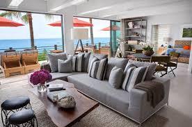Small Picture Malibu Beach House With Colorful Coastal Interior Decor