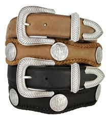 american indian coin concho western leather belt 67 jpg