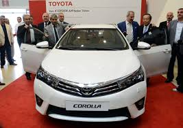 2014 Toyota Corolla Europe spec enters production in Turkey
