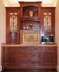 San Diego Stained Glass Door Kitchen Craftsman With Style Cabinets Top  Standard Height Dining Tables Pantry