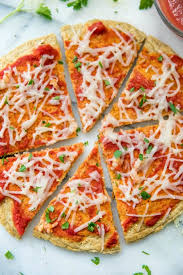 homemade oat flour pizza crust kim s