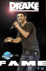Rap R B Charts Fame Drake The Comic Book Rap R And Drake A Heady