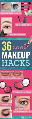 cool diy makeup hacks for quick and easy beauty ideas how to fix broken makeup