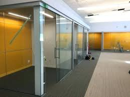 sliding glass walls sliding glass wall interior office glass walls sliding glass doors curtain wall colored