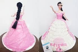Produk Ukm Smartbisnis Barbie Cake Fondant