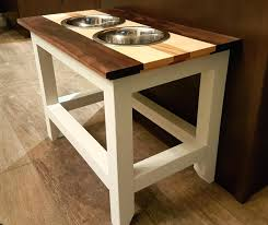 dog bowls and stands dish stand design single raised bowl uk elevated