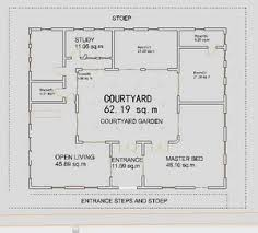 floor plans for houses. Courtyard Pool Designs | House Plans With A Point Of View From Floor For Houses