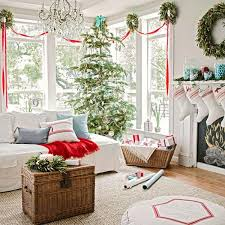 Christmas Living Room Decorating Ideas Inspiration Christmas Living Room Decoration Ideas IWebStreet