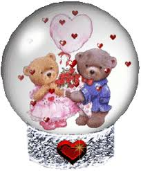 teddy bears with hearts and roses animated. Beautiful Bears Anmiated_valentines_hearts_teddy_bears_globe_525 On Teddy Bears With Hearts And Roses Animated D