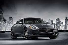 Maserati Quattroporte GTS  N