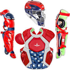 All Star Catchers Gear Size Chart All Star Adult System7 Axis Usa Pro Catchers Set