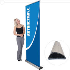 Retractable Display Stands Retractable Banner Stands Will Draw in a Crowd at Your Next Event 13