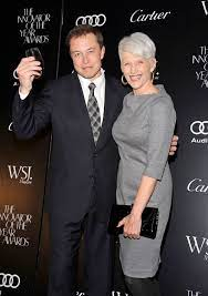 Elon Musk's mom worked 5 jobs to raise 3 kids after her divorce