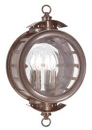 troy lighting b9502hb charleston outdoor um wall lantern constructed by solid brass metal