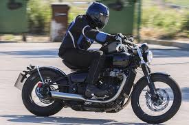 triumph bonneville bobber revealed mcn