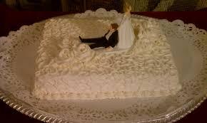 Flat Wedding Cake Designs Flat Wedding Cakes Giving You A Cheap But Elegant Wedding