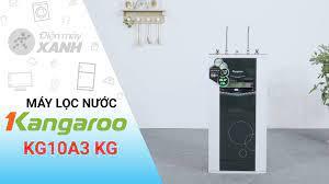 Máy lọc nước RO nóng lạnh Kangaroo KG10A3 10 lõi-giá rẻ, giao tận nơi