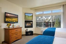 One Bedroom Suite  Two Queen  Fireplace  Lexington Hotel - One bedroom suite