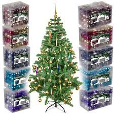 120 130 Weihnachtskugeln Set Chritsbaumkugel Baumschmuck Ebay
