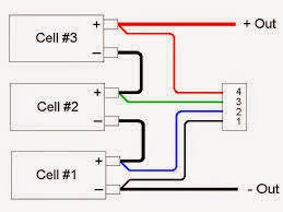 how to make a lithium polymer battery charger circuit it s suggested to charge the individual batteries separately by spotting the poles properly from the connector the diagram demonstrates the simple wiring