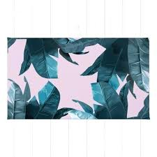 tropical themed rug runners palm print 2 leaf runner tropical outdoor rug runners rugs