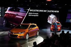 gm new car releases2017 Chevrolet Bolt EV GMs Electric Chevy Travels 238 Miles On