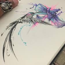 tribal hummingbird tattoo drawing. Simple Hummingbird Hummingbird Tattoos Throughout Tribal Hummingbird Tattoo Drawing D