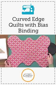 Curved Edge Quilts with Bias Binding   Curves, Tutorials and Quilt ... & Curved Edge Quilts with Bias Binding Adamdwight.com