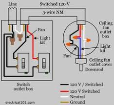 wire a ceiling fan 3 way switch diagram electric pinterest Ceiling Fans Wiring Diagrams Two Switches ceiling fan switch wiring diagram ceiling fan wiring diagram 2 switches