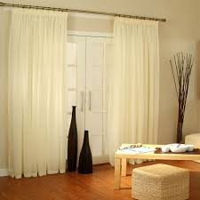 Magnetic Curtains For Doors Decorating French Door Curtains Door Drapery Panels For