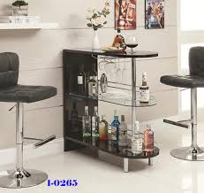 modern bar furniture home. Wine Bottle Storage Bar Buffet Montreal Modern Furniture Home N
