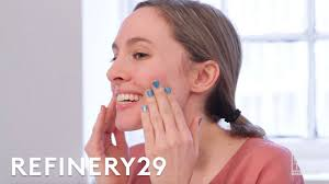 <b>Face Peeling Gel</b> | Beauty Test Lab | Refinery29 - YouTube