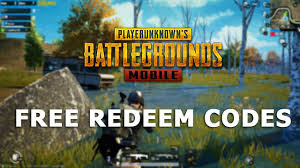 Redeem Codes for PUBG Mobile in 2020 ...