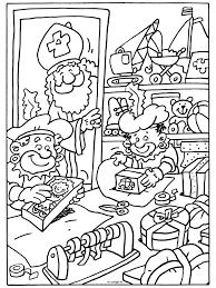 Cadeautjes Inpakken Sint En Piet Knutselpaginanl Knutselen
