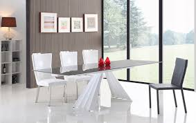 Glass Dining Table With Chairs Glass Dining Table And Chairs Glass Dining Room Sets 15