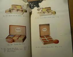 Starý Katalog Evona Mýdlo Uhříněves 1rep Poškozený Aukro