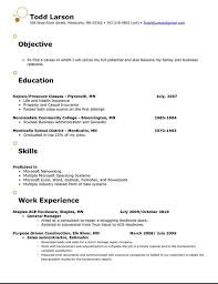 Resume Objectives 100 best resume template images on Pinterest Resume Job resume 44