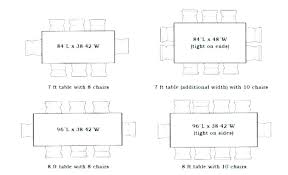 full size of 6 seat dining table measurements person length sizes size in cm round diameter