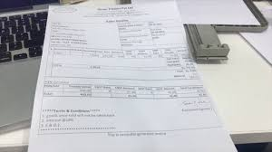 Invoice Papers Printing Invoice On A4 A5 Paper Printer Settings How To Print Invoice From Book Keeper Windows