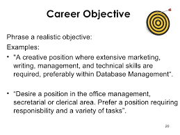 Writing A Objective For Resume Career Management Planning Free Essay Samples writing career 80
