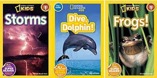 amazon has several national geographic kids books on and s are as low as 1 39