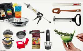 Small Picture The coolest kitchen gadgets for a modern kitchen Indoor Lighting