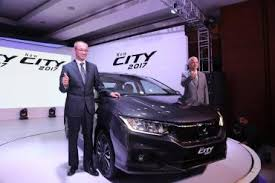 new car launches team bhp2017 Honda City facelift launched at Rs 850 lakh  TeamBHP