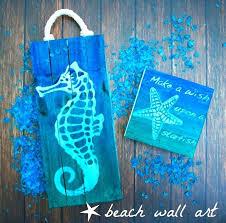 beach wall art decor beach wall art supplies metal decor