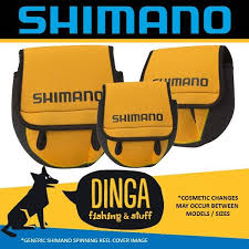 Shimano Spinning Fishing Reel Covers