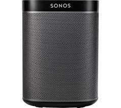 speakers like sonos. sonos play:1 wireless smart sound multi-room speaker - black speakers like sonos e